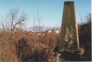 Възстановяване на Паметника на белоемигрантите в гр. Перник