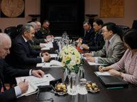 Сергей Шойгу се срещна с монголския и сръбския министри на отбраната