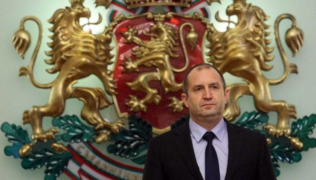 Радев изпрати съболезнователно писмо на Путин