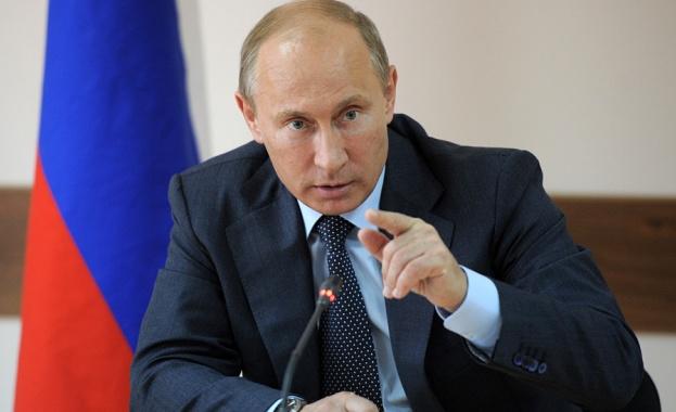 Путин: Русия е готова да запази контрасанкциите завинаги