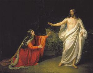 Възкресение  Христово в живопистта