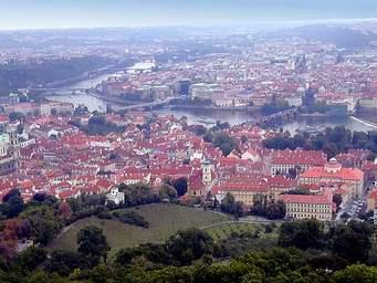 Делегати от Крим бяха поканени в Прага