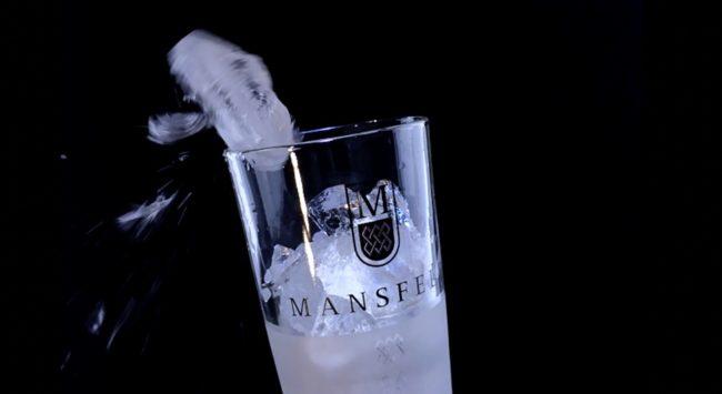 MАNSFELD VODKA от Люксембург за гала вечерта на MANHUNT BULGARIA 2017