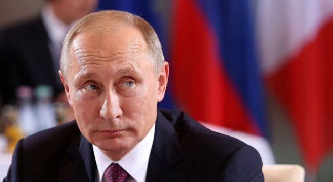 Путин: Отправянето на безпочвени обвинения е неприемливо