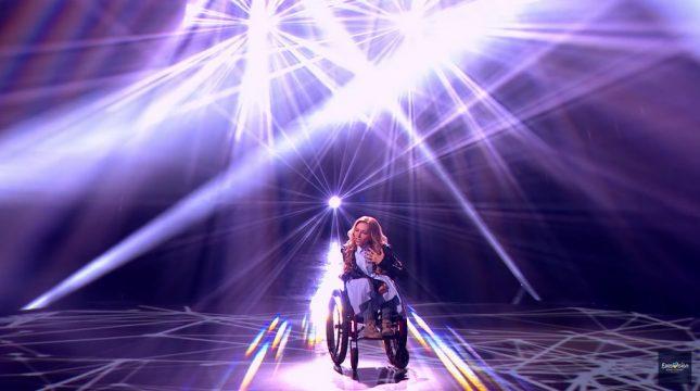 """Юлия Самойлова с концерт в Крим по време на """"Евровизия"""""""