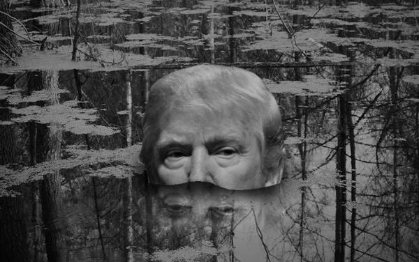 Блатото пресуши Тръмп