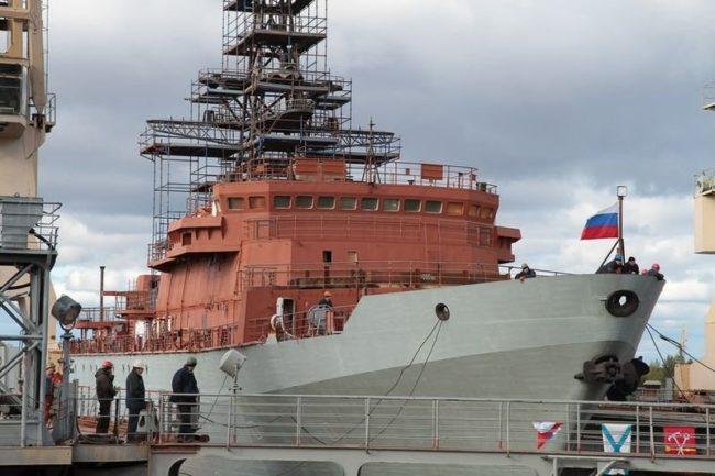 Нов разузнавателен кораб ще има Русия в Черно море