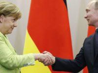 Кремъл принуди Ангела Меркел да долети в Сочи