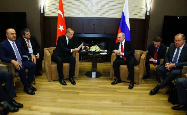 Русия и Турция ще свалят всички ограничения във взаимната си търговия