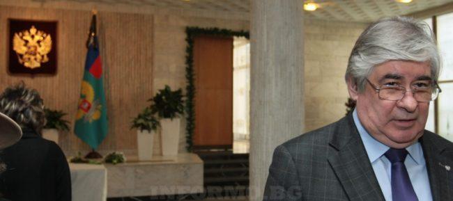 Макаров на среща с Борисов