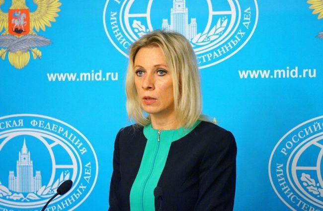 Мария Захарова: Русия призовава страните в Нагорнокарабахския конфликт да не допускат ескалация на напрежението