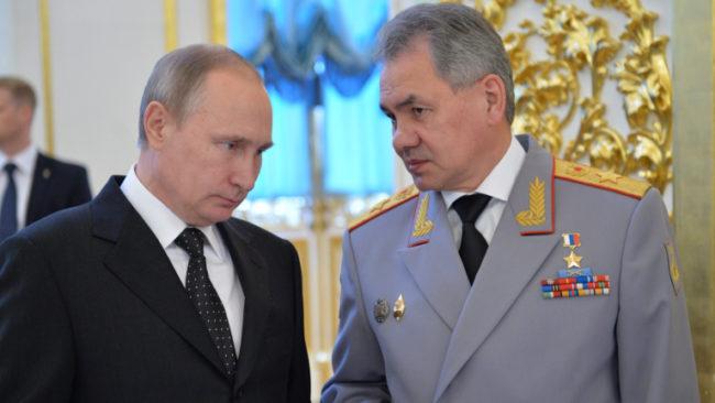 140 000 войници мобилизира Русия за Деня на победата