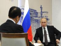 През юни излиза 4-часов филм за Путин