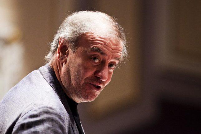 Директорът на Мариинския театър Валери Гергиев