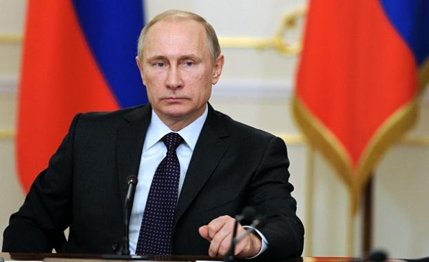 Владимир Путин: Санкциите срещу Русия няма да подобрят ситуацията в Украйна