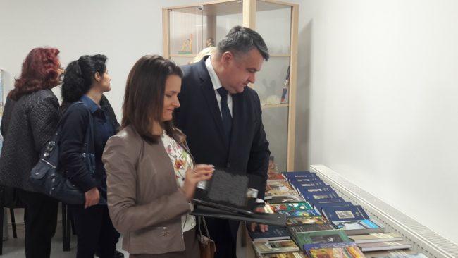 Дарение на руски книги получи Шуменският университет