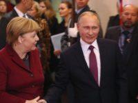Владимир Путин: Разговорите с г-жа Меркел протекоха в открита атмосфера
