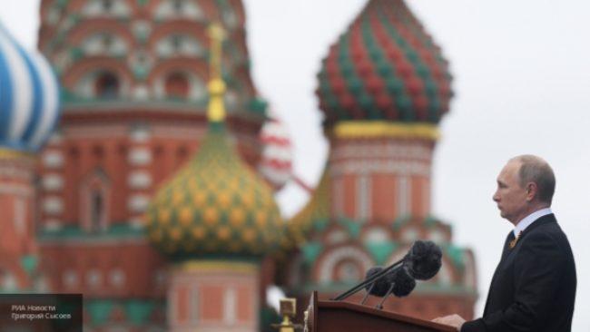 Путин: не е имало и няма да има сила, способна да покори руския народ