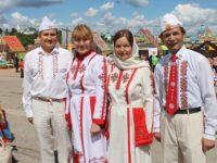 Чувашко – българско етническо облекло