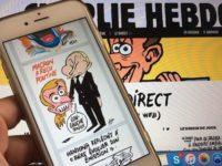 """""""Шарли Ебдо"""" се подигра с Макрон след срещата му с Путин"""