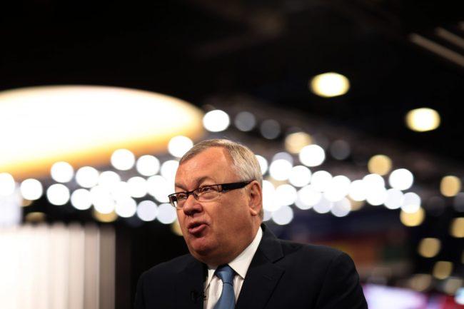Андрей Костин, президент на ВТБ Банк