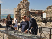 Несебър в историческа сбирка в Москва