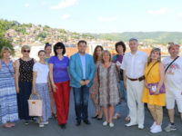 Кметът на Велико Търново посрещна журналисти от водещи руски национални медии