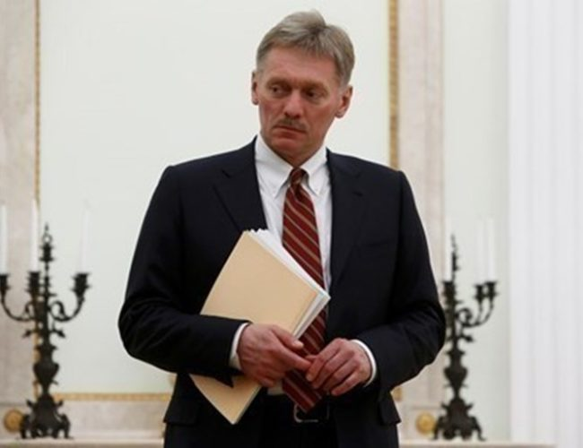 Дмитрий Песков СНИМКА : Ройтерс, Архив