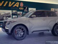 Показаха новата Lada California