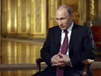 Владимир Путин: Аз под душа с гей не влизам, защо да го провокирам (Видео)