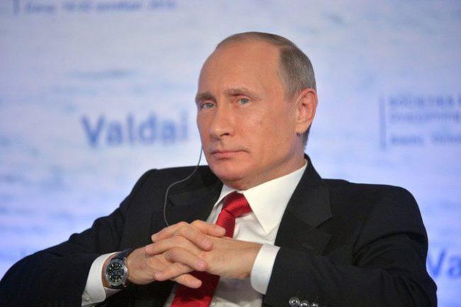 Владимир Путин: Русофобията на Запада е контрапродуктивна