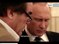 Кремъл категорично отрича тези обвинения за фалшиви клипчета