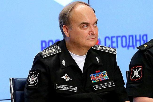 САЩ одобриха назначаването на Анатолий Антонов за нов посланик на Русия във Вашингтон