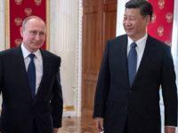 Какво се случи на срещата на Путин и Си Дзинпин?