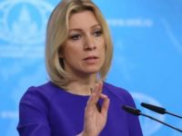 Мария Захарова: Под покрива на посолството на САЩ има твърде много агенти на ЦРУ