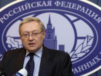 Сергей Рябков: Взаимодействието между САЩ и Русия относно Сирия се е подобрило