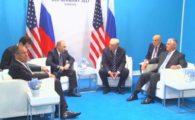Уилсън: Тръмп не може да се мери с Путин