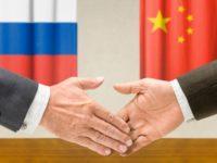 Китай и Русия ще координарат въпросите по стратегическата сигурност на двете страни