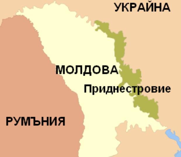 Руските миротворци Приднестровието са поставени в условията на обсада от страна на Украйна и Молдова