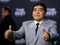 Марадона  се замисля за руско гражданство