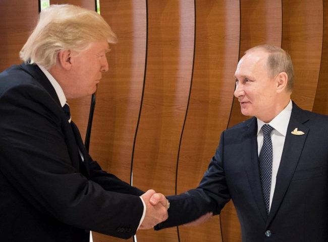 Тръмп: Бих поканил Путин в Белия дом, но когато му дойде времето