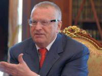 Жириновски: Ще стана президент и ще възстановя Съветския съюз!