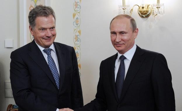 Путин: В даден момент Русия ще отговори на американските санкции