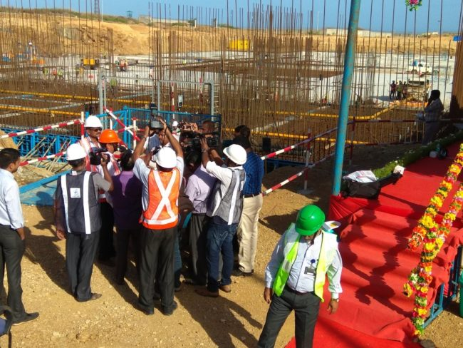 "Започна строителството на втори етап на АЕЦ ""Куданкулам"""