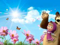 """Властите в Украйна искат да забранят анимационният филм """"Маша и мечока"""""""