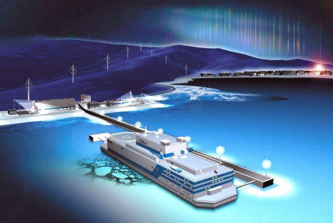 "Росатом"" смая чуждестранни делегати с проекти за нови ледоразбивачи и плаваща АЕЦ"