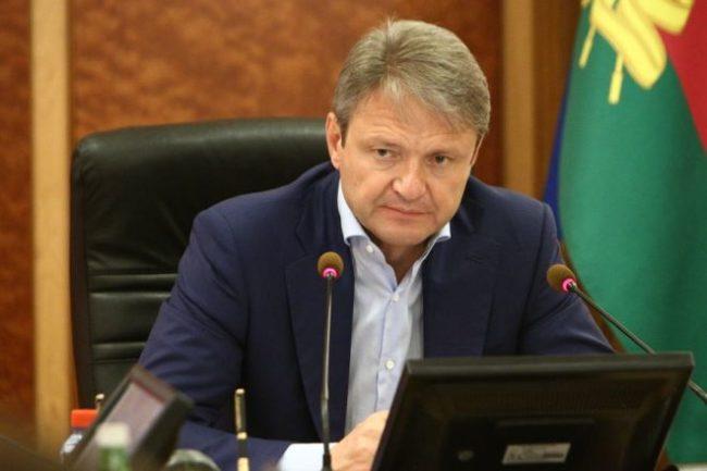 Руският министър на селското стопанство Александър Ткачов