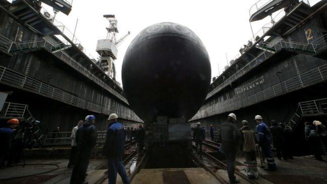 Роботи ще служат в руския флот от 2030 година
