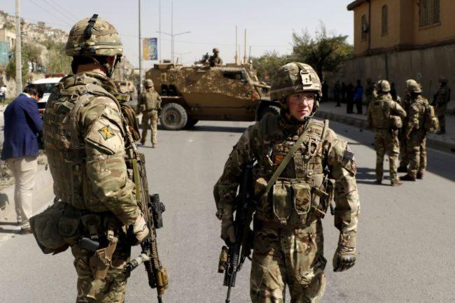 Русия смята, че Въоръжените сили на САЩ трябва да напуснат Афганистан