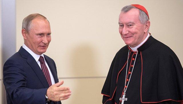 Путин приветства диалога между Ватикана и Руската православна църква